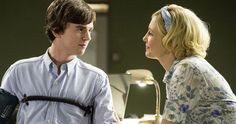 'Bates Motel' Season 3 Trailer Announces March Premiere -- Freddie Highmore spies on a new 'Bates Motel' guest, played by Tracy Spiradakos in the first footage from Season 3, debuting in March. -- http://www.tvweb.com/news/bates-motel-season-3-trailer