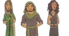 Bible People Clipart.pdf