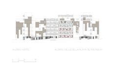 Gallery of Barajas Social Housing Blocks / EMBT - 29