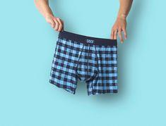 Charlley Lee Mens Soft Breathable Colorful Cactus Watercolor Underwear Boxer Briefs