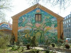 Why You Need To Visit Denmark's Hippie Commune Before You Die - Christiana in Copenhagen Christiania Copenhagen, Heidelberg Project, Visit Denmark, Cheap Things To Do, Long Holiday, Legoland, Lund, Travel Destinations, Places To Visit