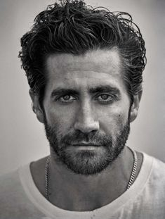 Jake Gyllenhaal por Matthew Brookes para GQ Style UK