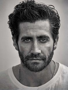 Jake Gyllenhaal por Matthew Brookes para GQ Style UK