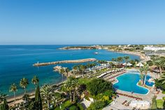 Located in Pegeia, Coral Beach Hotel and Resort is by the sea and close to Coral Bay Beach and Paphos Bird and Animal Park. This 5-star hotel is within the vicinity of Pafos Zoo and Agios Georgios Church.   See Photos & Booking Options here http://www.lowestroomrates.com/avail/hotels/Cyprus/Pegeia/Coral-Beach-Hotel-and-Resort.html?m=p #Pegeia