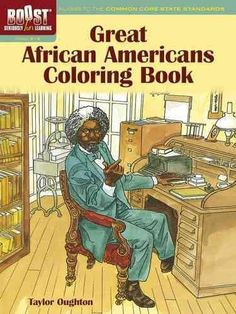 great african americans coloring book paperback marian andersonfrederick
