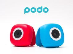 Podo – La mini caméra connectée pour les selfies  http://www.leblogdomotique.fr/objet-connecte/podo-mini-camera-connecte-selfies-1807 #podo #selfie #camera