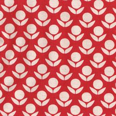 Japanese red pattern
