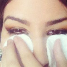 How to remove under eye wrinkles fast! Naturally in 20 Minutes!
