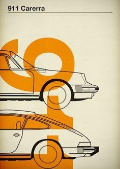 Vintage posters. Jonathan Mutch. Stocking the man cave | crankandpiston.com Car Culture Lifestyle