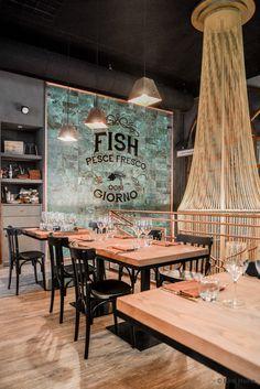 FISH restaurant Milaan ©BintiHome