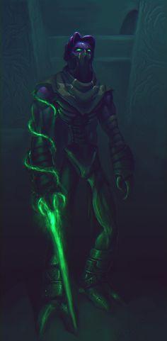 Soul Reaver by PitBOTTOM.deviantart.com on @DeviantArt