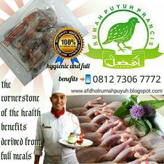 Daging Puyuh pejantan pedaging (Malond), Rendah Kolestrol & kaya zat besi._Trans 7 acara ragam manfaat. ✔ 💯% Halal. ✔ 💯% Berkhasiat. 📲0812 7306 7772
