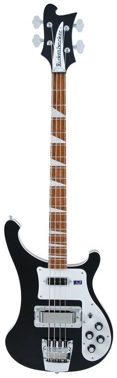 "Rickenbacker 4003 Bass... not the ""bassiest"" bass out there, but it does have a signature sound, and looks cool as heck."