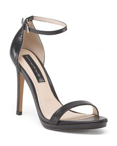 Leather Rykie Dress Sandal $59.99