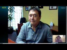 Robert Kiyosaki Interview – How to survive the financial crisis?