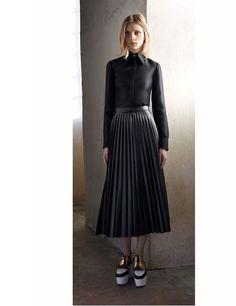 Style Inspiration on Pinterest | Salvatore Ferragamo, Lanvin and ...
