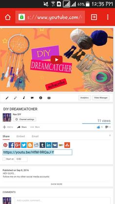 Subscribe to my youtue channel guys...its navdiy
