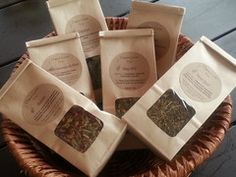 Organic Herbal Teas – Cathy's Corner Aromatherapy & Natural Products