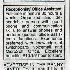 12 Hilarious Help Wanted Ads Funny Oddee