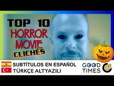 Top 10 Horror movie clichés (Subtitulado/ Altyazili) - YouTube