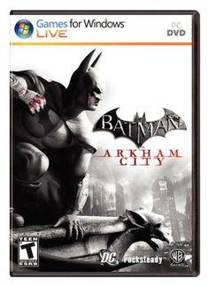 Batman: Arkham City Action Video Game - PC Game: Video Games