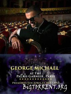 George Michael at the Palais Garnier, Paris