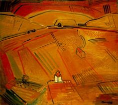 Jenő Barcsay, Dombos Jena, Budapest, Paintings, Google Search, Paint, Painting Art, Painting, Painted Canvas, Drawings