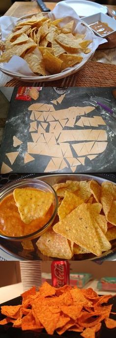 63 Ideas Recipes Mexican Food Simple For 2019 Homemade Doritos Recipe, Salty Foods, Tasty, Yummy Food, Breakfast Dessert, Snacks, Food Hacks, Mexican Food Recipes, Food And Drink