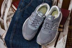 New Balance專為女孩全新打造的WRT96 傳承996鞋款優良的基因, 簡潔修長的鞋身更適合女孩們的穿搭!