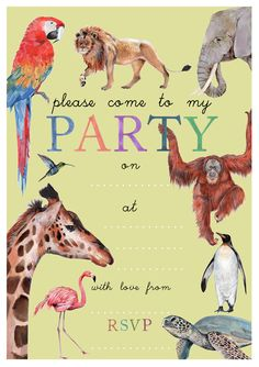 ZOO+Party+Invitation+small.jpg 575×816 pixels