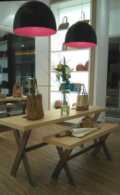 Diseño de locales comerciales – AMPHORA – Arq. Sergio Suarez