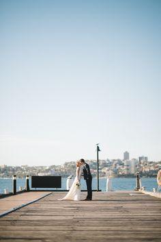 Photography: Mark And Kara Photography - www.markandkara.com.au  Read More: http://www.stylemepretty.com/australia-weddings/2014/05/30/relaxed-summer-wedding-in-sydney/