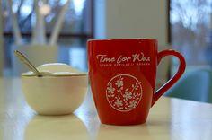 Czas na kawę? Wyłącznie w kubeczku Time for Wax! ;)