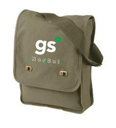 Girl Scout Bag - Bolso de las niñas exploradoras