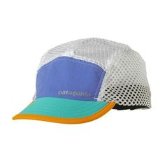 b1ed7e0bfe2 PATAGONIA ○ Running hat made with bluesign approved fabric (minimal impact  on environment)