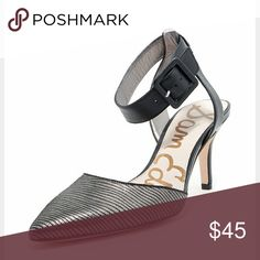 "SAM EDELMAN OKALA Stunning pointed toe pumps, great 3"" heel. Gently worn, leather. Sam Edelman Shoes Heels"