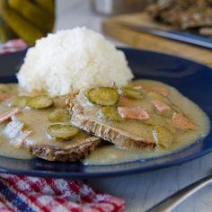 Guacamole, Pork, Rice, Fitness, Meat, Recipes, Lasagna, Kale Stir Fry
