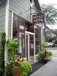 Bread Alone bakery and cafe in Woodstock, NY.