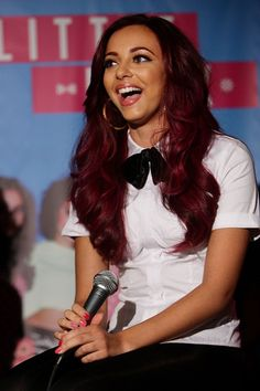 Jade Thirlwall of Little Mix - Is it me or her hair is longer than ever?