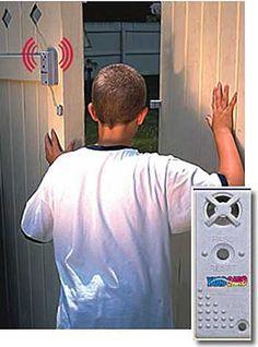 YardGuard Swimming Pool Gate/Door Alarm System  $29.00
