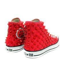 studded all star converse - Google Search