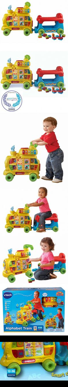 VTech Sit-to-Stand Alphabet Train Best Educational Toys, Sit To Stand, Baby Products, Baby Items, Alphabet, Train, Alpha Bet, Strollers, Babies Stuff