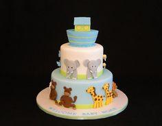 Noah's ark cake | cakesbyelisa | Flickr