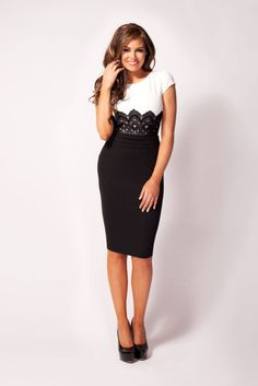 2c6eecd2faa Jessica Wright Ivy Pencil Skirt Dress - BANK Fashion Bank Fashion