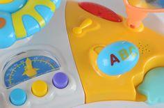 Spielzeug Auflage für Gehfrei