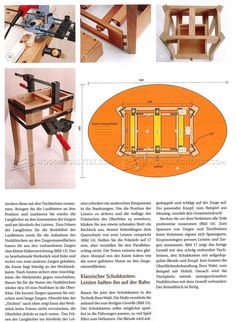 One-Drawer Side Table Plans - Furniture Plans