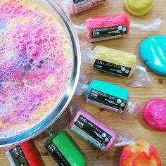 """Its #fridayfunday! We are celebrating this fine Friday with our most exciting products... We're loving FUN bars and the Experimenter bath bomb #lush…""                                                                                                                                                                                 More"