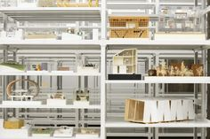 A Museum For Architectural Models — Pop-Up City