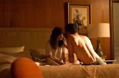 You 'liked' it! Here's the never-before-seen photo from 'Fifty Shades of Grey'