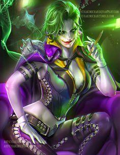 Joker. Emma Watson?
